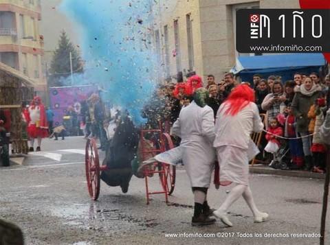 Infominho - Especial - Goián festexou o seu tradicional Desfile de Entroido - INFOMIÑO - Informacion y noticias del Baixo Miño y Alrededores.