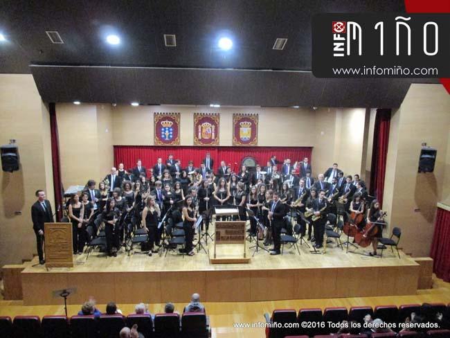 Infominho - A Agrupación Musical do Rosal participará no Certamen Internacional de Bandas de Música de Valencia - INFOMIÑO - Informacion y noticias del Baixo Miño y Alrededores.