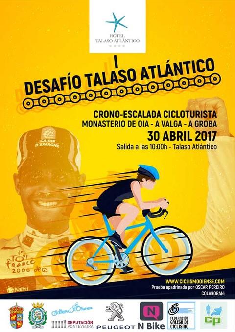 Infominho - Este domingo se celebra en Oia el I Desafío Talaso Atlántico - INFOMIÑO - Informacion y noticias del Baixo Miño y Alrededores.