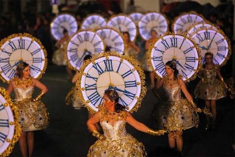 Infominho - O melhor carnaval de sempre trouxe milhares de pessoas às ruas de caminha - INFOMIÑO - Informacion y noticias del Baixo Miño y Alrededores.