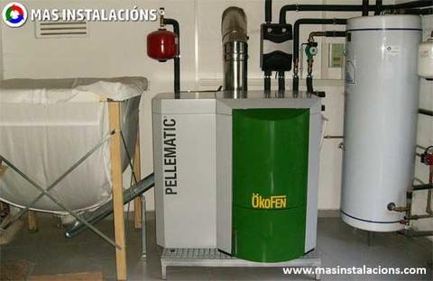 Infominho -  A Xunta impulsa a instalación de 1.400 novas caldeiras de biomasa a través de catro convocatorias de axudas - INFOMIÑO - Informacion y noticias del Baixo Miño y Alrededores.