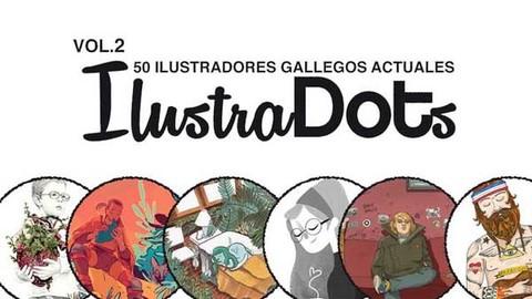 Infominho - Dos ilustradores de A Guarda y O Rosal participan en una campaña de mecenazgo para la edición del libro recopilatorio Ilustradots Vol.2 - INFOMIÑO - Informacion y noticias del Baixo Miño y Alrededores.