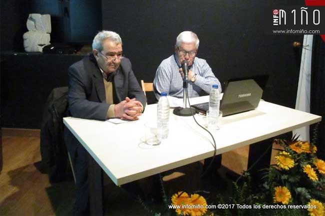 Infominho - Especial - Praxíteles González presentou na Guarda o seu último libro -Yo también emigré a la República Federal de Alemania- - INFOMIÑO - Informacion y noticias del Baixo Miño y Alrededores.