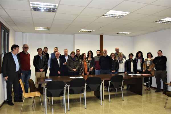 Infominho -  Segunda reunión del Grupo de Trabajo de Comerciantes e Industriales del Baixo Miño - INFOMIÑO - Informacion y noticias del Baixo Miño y Alrededores.