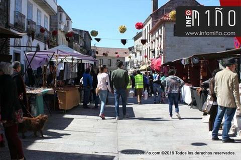 Infominho - Aberto ata hoxe luns o prazo de presentación de solicitudes para participar na XXI Feira de Artesanía en Tui - INFOMIÑO - Informacion y noticias del Baixo Miño y Alrededores.