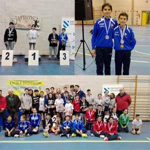 Infominho - Medalla de bronce para el jugador de bádminton tomiñés Hugo Domínguez - INFOMIÑO - Informacion y noticias del Baixo Miño y Alrededores.