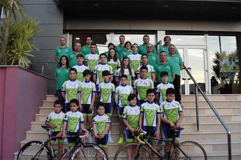 Infominho - O Clube Ciclista do Rosal presentou a súa plantilla para a tempada 2017 - INFOMIÑO - Informacion y noticias del Baixo Miño y Alrededores.