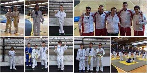 Infominho - Magníficos resultados del Judo Club Tudense el pasado fin de semana - INFOMIÑO - Informacion y noticias del Baixo Miño y Alrededores.