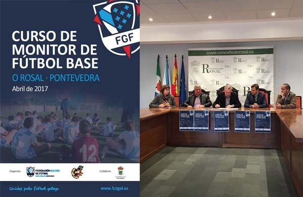 Infominho - Abertas as inscripcións para o Curso de Monitor de Futbol Base no Concello do Rosal  - INFOMIÑO - Informacion y noticias del Baixo Miño y Alrededores.