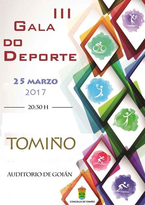 Infominho - Tomiño celebra este sábado a súa terceira Gala do Deporte - INFOMIÑO - Informacion y noticias del Baixo Miño y Alrededores.