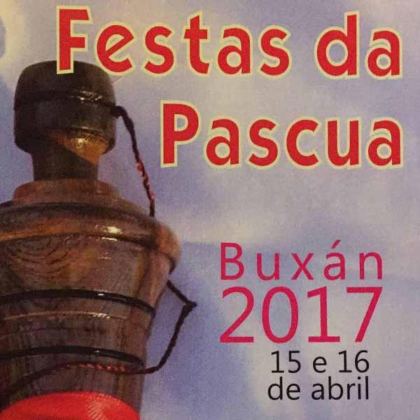 Infominho - As Festas da Pascua de Buxán regresan á Guarda do 15 ó 16 de Abril - INFOMIÑO - Informacion y noticias del Baixo Miño y Alrededores.