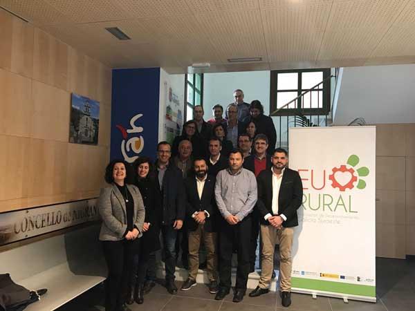Infominho - Acto de Difusión do Programa LEADER 2014-2020 do Grupo de Desenvolvemento Rural GDR14  - INFOMIÑO - Informacion y noticias del Baixo Miño y Alrededores.