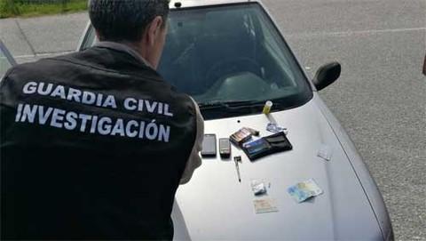 Infominho - La Guardia Civil detiene a un vecino de A  Guarda por tráfico de drogas - INFOMIÑO - Informacion y noticias del Baixo Miño y Alrededores.