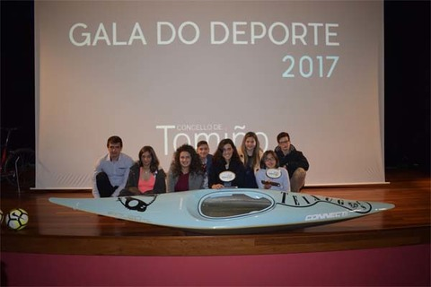 Infominho - Teixugos na III Gala do deporte de Tomiño - INFOMIÑO - Informacion y noticias del Baixo Miño y Alrededores.