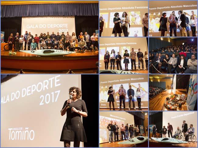 Infominho -  Tomiño celebrou a súa terceira Gala do Deporte con premios individuais e colectivos - INFOMIÑO - Informacion y noticias del Baixo Miño y Alrededores.