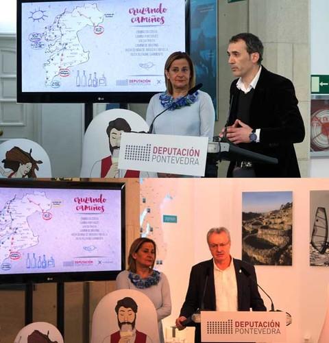 Infominho - A Deputación de Pontevedra lanza a campaña de promoción do Destino Rías Baixas 2017 - INFOMIÑO - Informacion y noticias del Baixo Miño y Alrededores.