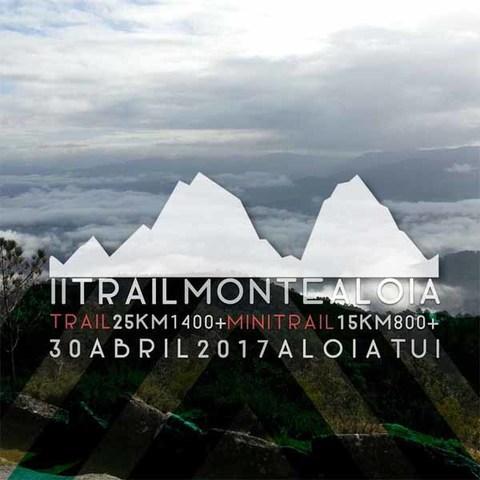 Infominho - Este martes pechan as inscripcións da segunda edición do Trail Monte Aloia - INFOMIÑO - Informacion y noticias del Baixo Miño y Alrededores.