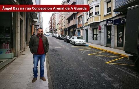Infominho -  O BNG solicita a peonalización de Concepción Arenal na Guarda - INFOMIÑO - Informacion y noticias del Baixo Miño y Alrededores.
