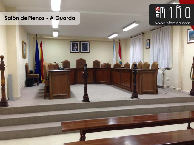 Infominho -  A Guarda celebra este venres pleno ordinario - INFOMIÑO - Informacion y noticias del Baixo Miño y Alrededores.