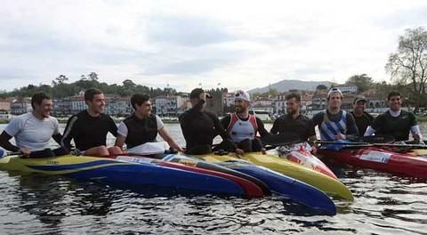 Infominho - El Kayak Tudense viaja a Portugal para entrenarse con el subcampeón olímpico Fernando Pimenta - INFOMIÑO - Informacion y noticias del Baixo Miño y Alrededores.