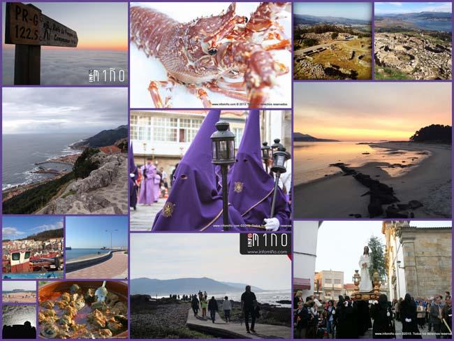 Infominho - Toda la programación de actividades para disfrutar de la Semana Santa 2017 en A Guarda - INFOMIÑO - Informacion y noticias del Baixo Miño y Alrededores.