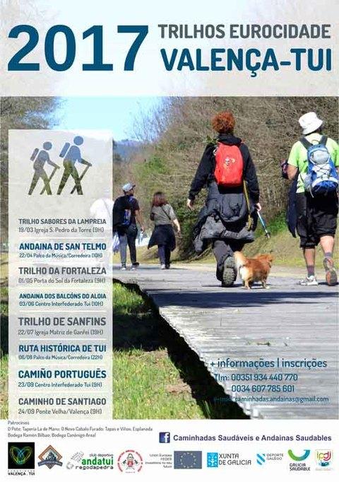 Infominho - AndaTui Rego da Pedra organiza este sábado a Andaina de San Telmo - INFOMIÑO - Informacion y noticias del Baixo Miño y Alrededores.