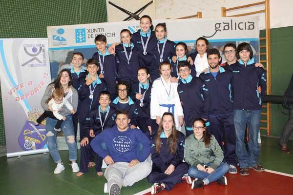Infominho - Más exitos para el Clube de Judo Baixo Miño  - INFOMIÑO - Informacion y noticias del Baixo Miño y Alrededores.