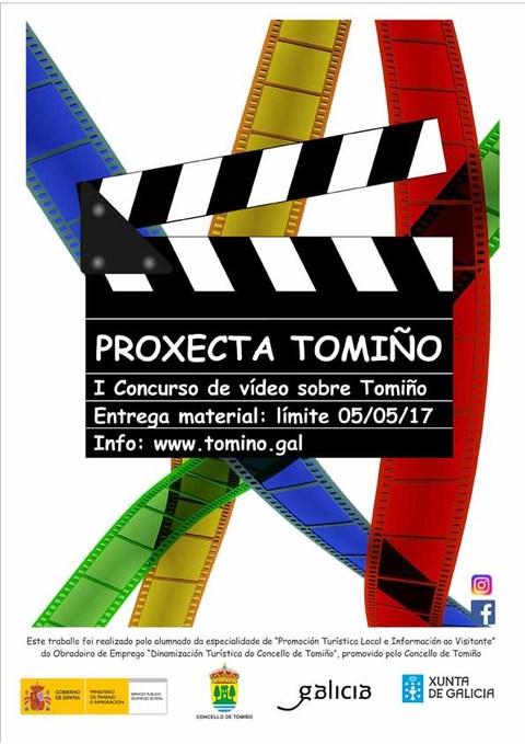 Infominho - O Concello de Tomiño amplía ata este luns o prazo do I Concurso de Video -Proxecta Tomiño- - INFOMIÑO - Informacion y noticias del Baixo Miño y Alrededores.
