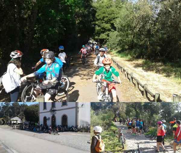 Infominho - O IES San Paio de Tui celebrou o Día Mundial da Bicicleta - INFOMIÑO - Informacion y noticias del Baixo Miño y Alrededores.