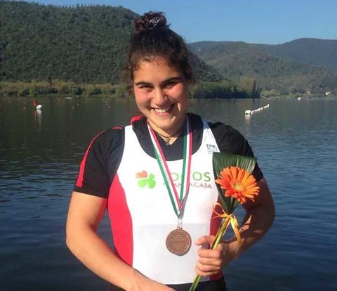 Infominho - Atleta da ADCJC conquista duas medalhas de bronze em Itália - INFOMIÑO - Informacion y noticias del Baixo Miño y Alrededores.