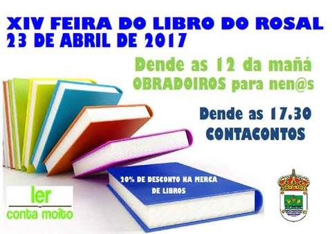 Infominho - O Rosal acolle este domingo a XIV Feira do Libro - INFOMIÑO - Informacion y noticias del Baixo Miño y Alrededores.