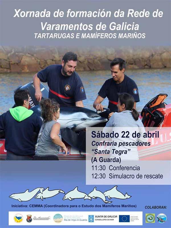 Infominho - A Guarda acolle este sábado unha Xornada de formación da Rede de Varamentos de Galicia - INFOMIÑO - Informacion y noticias del Baixo Miño y Alrededores.