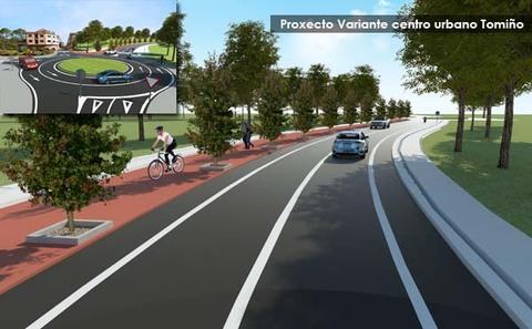 Infominho - Tomiño pretende desviar o tráfico do seu centro mediante a construcción dunha variante - INFOMIÑO - Informacion y noticias del Baixo Miño y Alrededores.
