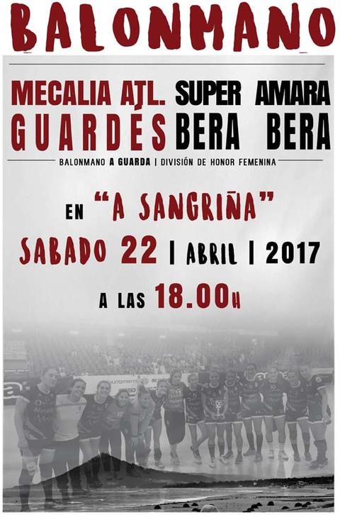 Infominho - El Atl. Guardés y el Bera Bera se verán las caras este sábado en A Sangriña - INFOMIÑO - Informacion y noticias del Baixo Miño y Alrededores.