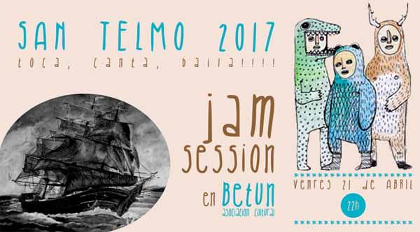 Infominho - Jam Session de San Telmo este viernes en Betún(Tui) - INFOMIÑO - Informacion y noticias del Baixo Miño y Alrededores.