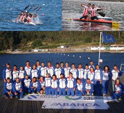 Infominho - El Kayak Tudense afronta este fin de semana la Copa de España de 1.000 y 5000 metros - INFOMIÑO - Informacion y noticias del Baixo Miño y Alrededores.
