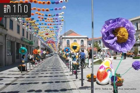 Infominho - Vila Praia em Flor de 28 de abril a 01 de maio - INFOMIÑO - Informacion y noticias del Baixo Miño y Alrededores.