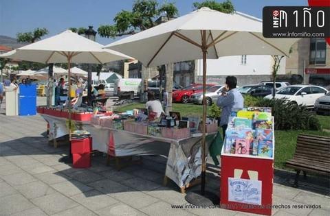 Infominho - Especial - O Rosal acolleu este sábado a XIV Feira do Libro - INFOMIÑO - Informacion y noticias del Baixo Miño y Alrededores.