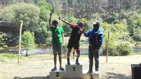 Infominho - El piragüismo Penedo gana la primera prueba de la liga gallega de promoción de slalom - INFOMIÑO - Informacion y noticias del Baixo Miño y Alrededores.