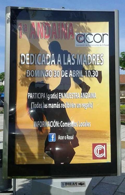 Infominho - Acor organiza este domingo una Andaina dedicada a las madres en O Rosal - INFOMIÑO - Informacion y noticias del Baixo Miño y Alrededores.