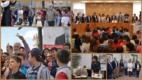 Infominho - Francesco Tonucci convida a nenos e nenas de Tomiño a opinar sobre a cidade que queren - INFOMIÑO - Informacion y noticias del Baixo Miño y Alrededores.