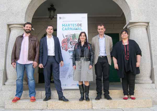 Infominho - O Centro Dramático Galego inicia este venres en Tui a xira de -Martes de Carnaval- - INFOMIÑO - Informacion y noticias del Baixo Miño y Alrededores.