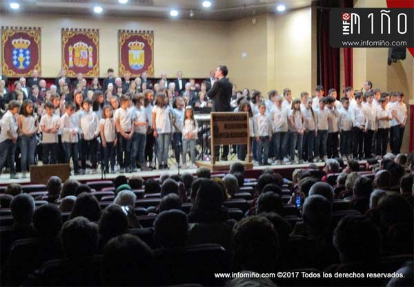 Infominho - Especial - A Agrupación Musical do Rosal festexou cun multitudinario concerto o seu 31 aniversario - INFOMIÑO - Informacion y noticias del Baixo Miño y Alrededores.