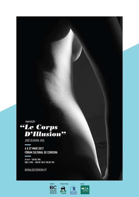 Infominho - Exposição de fotografia -Le Corps D'Illusion- inaugura sábado em Cerveira - INFOMIÑO - Informacion y noticias del Baixo Miño y Alrededores.