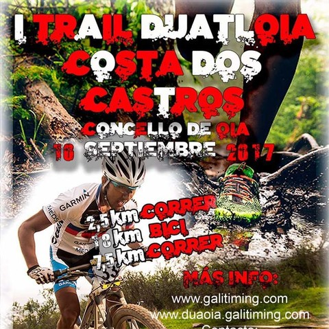 Infominho - I Trail DuatlOia Costa dos Castros Concello de Oia - INFOMIÑO - Informacion y noticias del Baixo Miño y Alrededores.