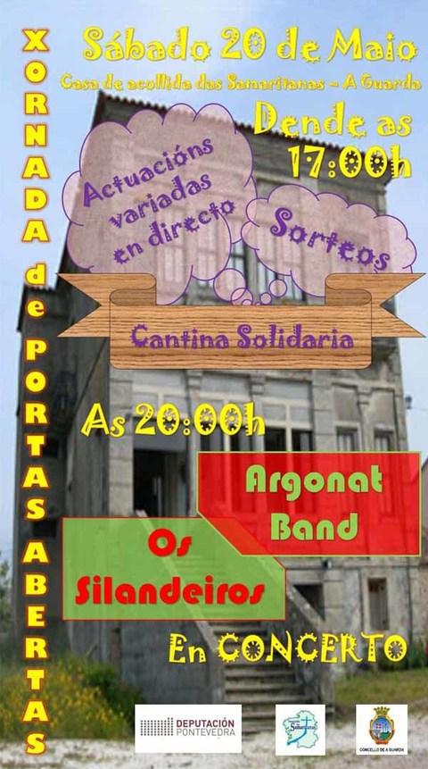 Infominho - Xornada de Portas Abertas este sábado nas Samaritanas de A Guarda - INFOMIÑO - Informacion y noticias del Baixo Miño y Alrededores.