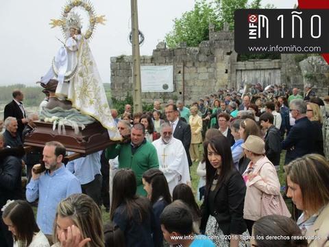 Infominho - Oia acolle do 2 ó 5 de xuño as Festas na honra da Virxe do Carme, Santísimo e Virxe do Mar - INFOMIÑO - Informacion y noticias del Baixo Miño y Alrededores.