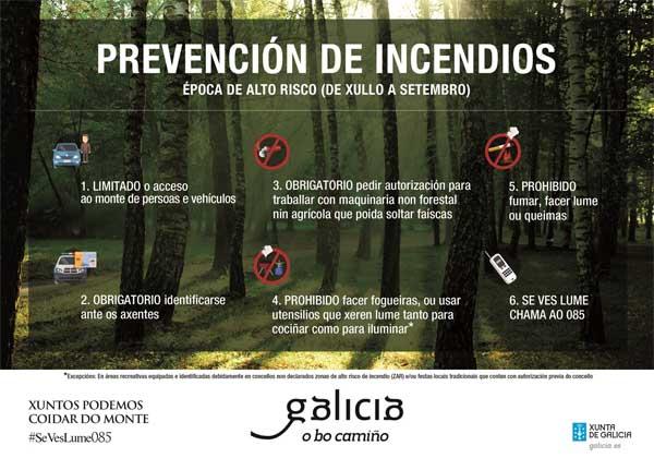 Infominho - Dende este martes poderanse solicitar os permisos para realizar queimas de restos agrícolas e forestais amoreados - INFOMIÑO - Informacion y noticias del Baixo Miño y Alrededores.