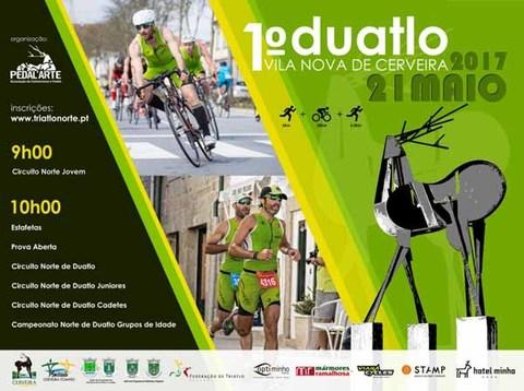 Infominho - 1º Duatlo de Vila Nova de Cerveira agendado para 21 de maio - INFOMIÑO - Informacion y noticias del Baixo Miño y Alrededores.