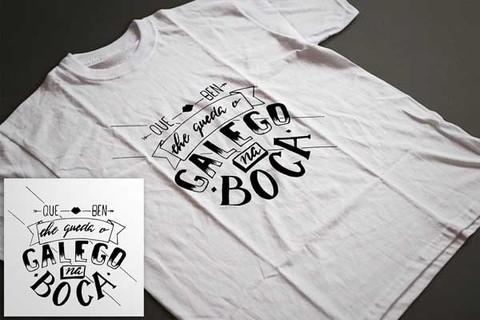 Infominho - Henar Alonso gaña o Concurso do deseño da camiseta do Día das Letras Galegas 2017 en Tomiño - INFOMIÑO - Informacion y noticias del Baixo Miño y Alrededores.